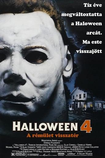 Halloween 4. – A rémület visszatér
