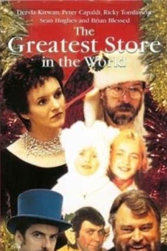 Noël dans le plus grand magasin du monde