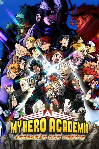 Watch My Hero Academia: Ascensão dos Heróis Full Movie Online Free HD 4K