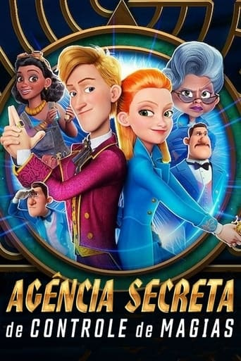 Watch Agencia Secreta de Control Mágico Full Movie Online Free HD 4K
