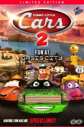 Funny Little Cars 2: Fun at Oasis City