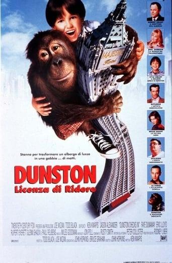 Dunston - Licenza di ridere