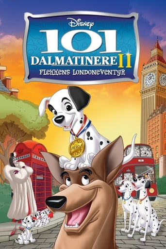101 Dalmatinere II: Flekkens Londoneventyr