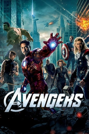 The Avengers Movie Free 4K