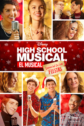 thumb High School Musical: The Musical: The Holiday Special