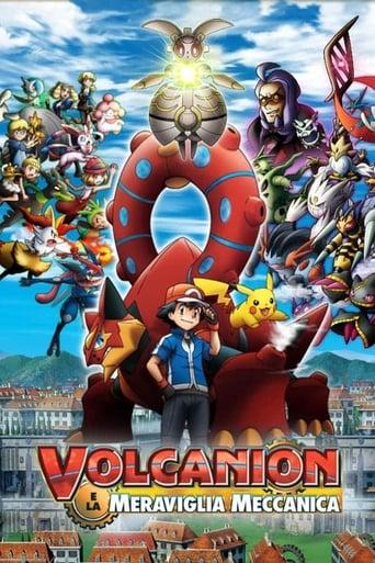 Pokémon - Volcanion e la meraviglia meccanica