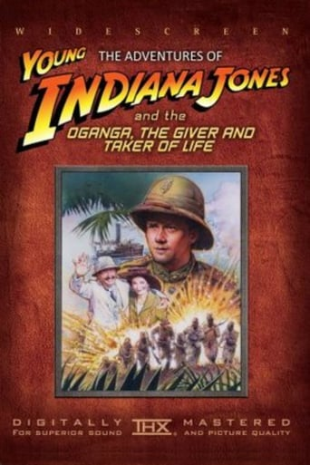 The Adventures of Young Indiana Jones: Oganga, the Giver and Taker of Life