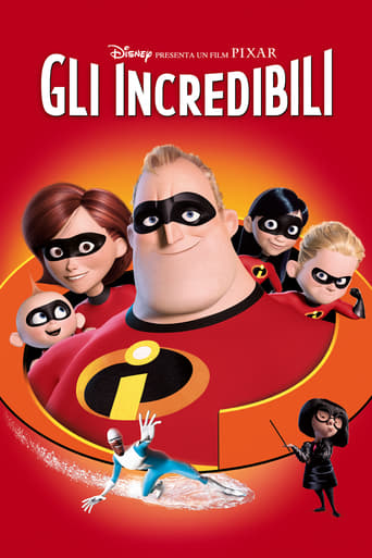 Gli Incredibili - Una 'normale' famiglia di supereroi