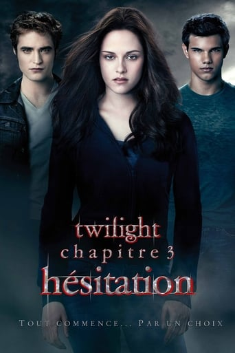Twilight, chapitre 3 - Hésitation