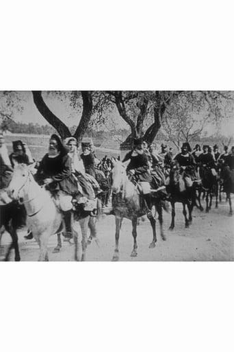 Cavalcade historique en Sardaigne