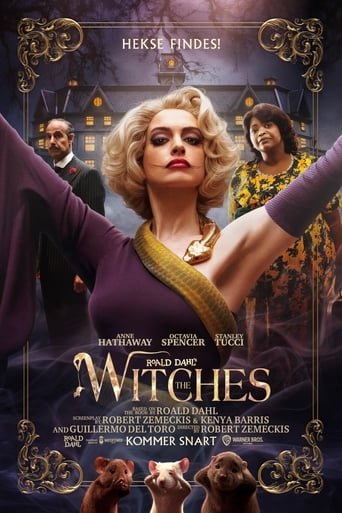 Watch Roald Dahl's The Witches Full Movie Online Free HD 4K