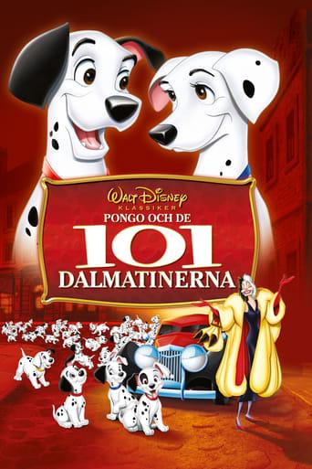 Pongo och de 101 dalmatinerna