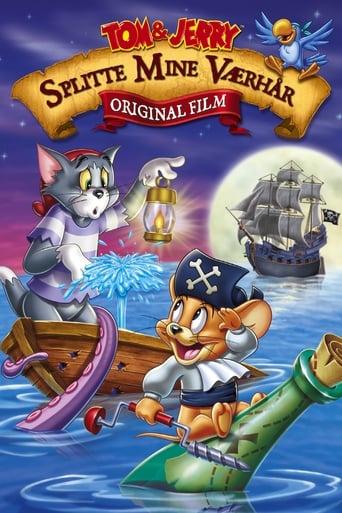 Tom & Jerry Splitte Mine Værhår