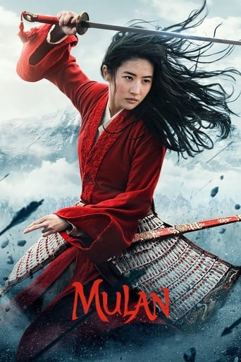 Mulan Movie Free 4K