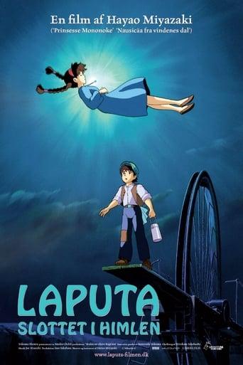 Laputa - Slottet i himlen