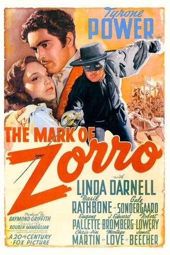 Watch The Mark of Zorro Online