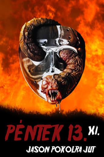 Péntek 13. - IX. rész: Jason pokolra jut