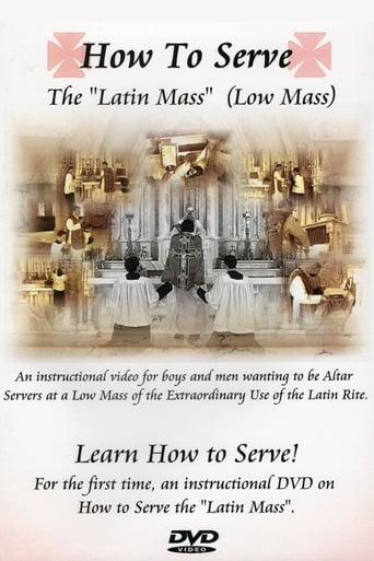 How to Serve the Latin Mass (Low Mass)