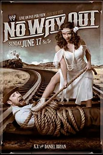 WWE No Way Out 2012