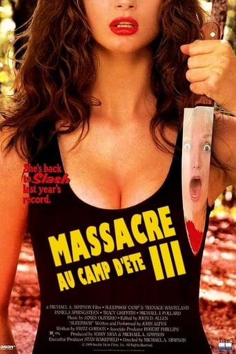 Massacre au camp d'été 3