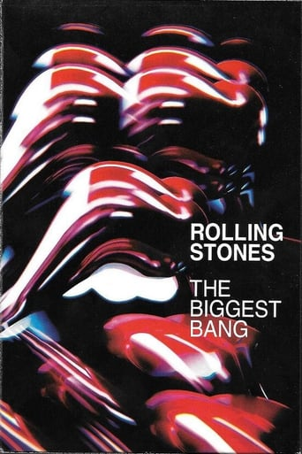 The Rolling Stones - The Biggest Bang: Copacabana Beach, Rio de Janeiro