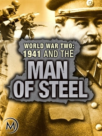 World War Two: 1941 and the Man of Steel
