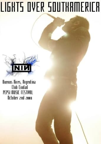 Nine Inch Nails - Lights Over South America