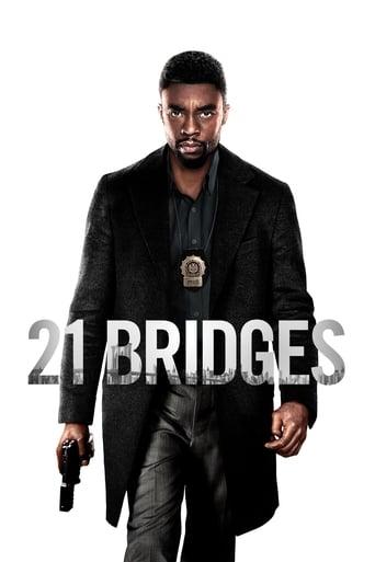 21 Bridges Movie Free 4K