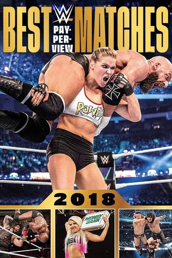 WWE Best Pay-Per-View Matches 2018