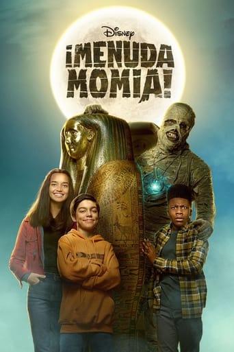 Una Momia en Halloween