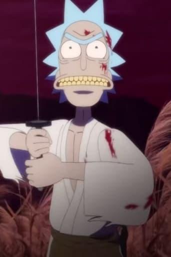 Rick and Morty: Samurai & Shogun