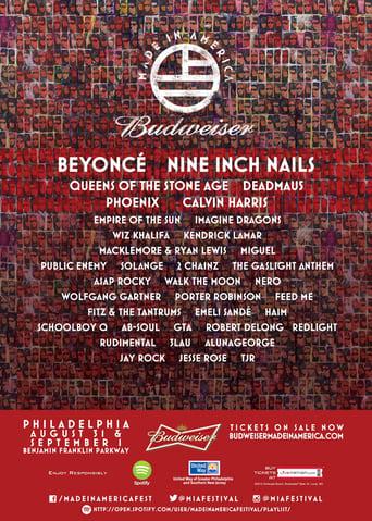 Nine Inch Nails :  Budweiser Made In America Festival