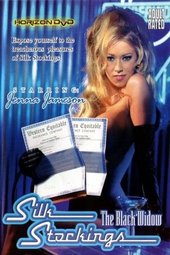 Silk Stockings: The Black Widow