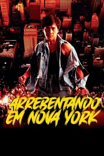 Jackie Chan nas Ruas de Nova York
