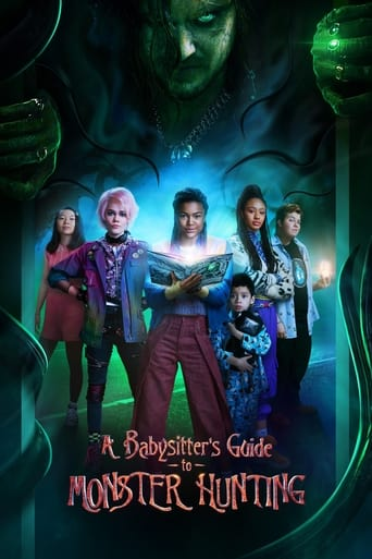 A Babysitter's Guide to Monster Hunting Movie Free 4K