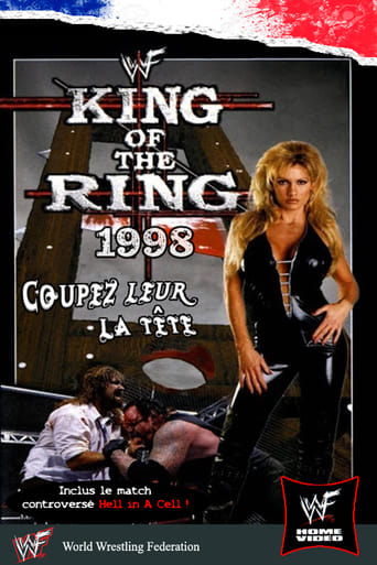 WWE King of the Ring 1998