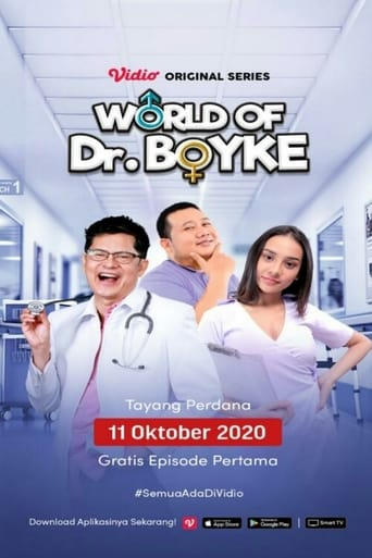 Worlds Of Dr.Boyke