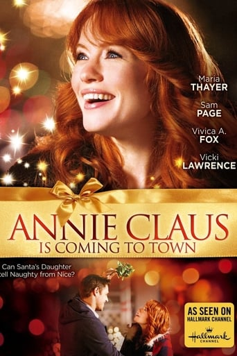 Watch Annie Claus Is Coming to Town Online