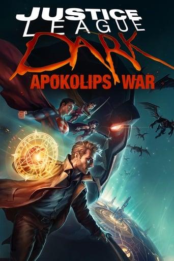 Лигата на справедливостта: Апокалиптична война