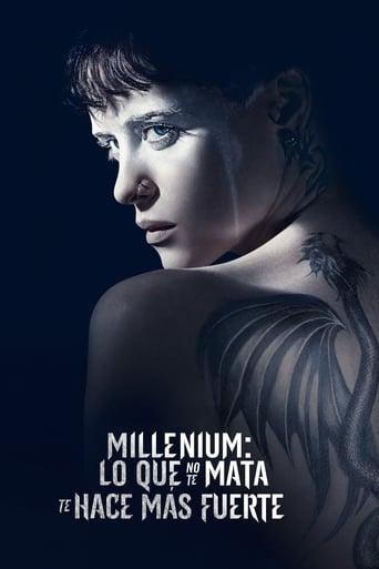 thumb Millennium: Lo que no te mata te hace más fuerte