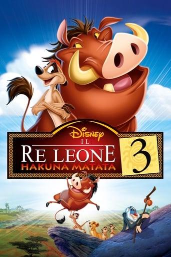 Il re leone 3 - Hakuna Matata