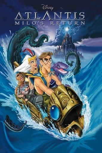 Atlantis: Milon paluu