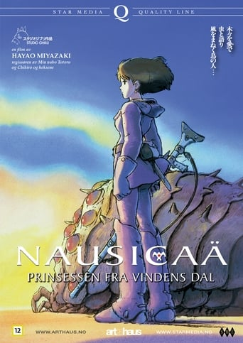 Nausicaä - prinsessen fra Vindens dal