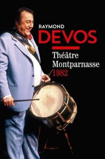 Raymond Devos - Au Théâtre Montparnasse