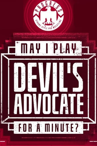 PROGRESS Chapter 98: May I Play Devil's Advocate For A Minute?