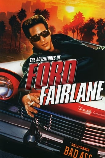 Ford Fairlane - Rock'n Roll Dedektifi
