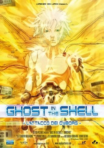 Ghost in the Shell - L'attacco dei cyborg