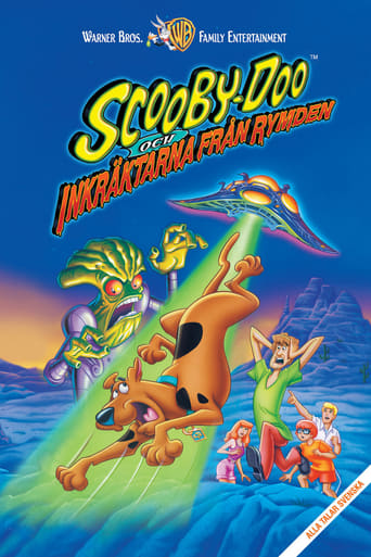 Scooby-Doo och Inkräktarna från Rymden