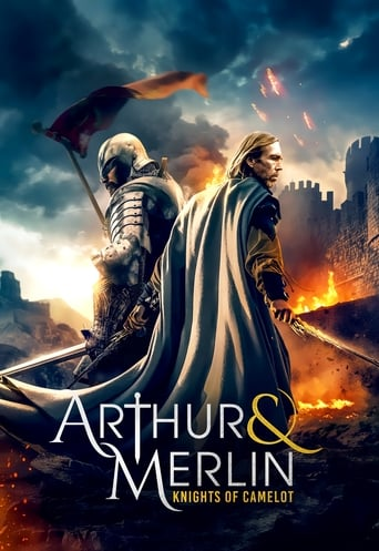 Arthur & Merlin: Knights of Camelot Movie Free 4K