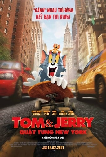 Watch Tom và Jerry: Quậy Tung New York Full Movie Online Free HD 4K